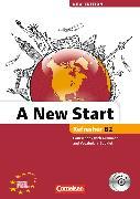 Cover-Bild zu A New Start B2. New Edition. Refresher. Coursebook with Grammar and Vocabulary Booklet von Lloyd, Angela
