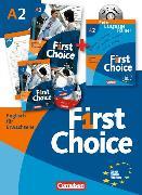 Cover-Bild zu First Choice 2. Kursbuch von Karg, Marion