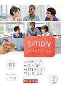 Cover-Bild zu Simply Business B1. Coursebook und Phrasebook von Lloyd, Angela