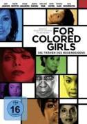 Cover-Bild zu Perry, Tyler: For Colored Girls - Die Tränen des Regenbogens