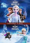 Cover-Bild zu Buck, Chris (Reg.): La Reine des Neiges 1 & 2 Multipack