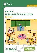Cover-Bild zu Einfache Lesespurgeschichten Deutsch von Rook, Sven