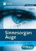 Cover-Bild zu Sinnesorgan Auge von Bühler, Tanja