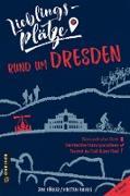 Cover-Bild zu Hübler, Jan: Lieblingsplätze rund um Dresden (eBook)