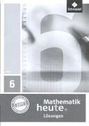 Cover-Bild zu Mathematik heute - Ausgabe 2011 für Hessen von Griesel, Heinz