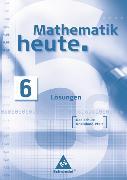 Cover-Bild zu Mathematik heute - Ausgabe 2006 Realschule Rheinland-Pfalz von Hofe, Rudolf vom
