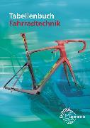 Cover-Bild zu Tabellenbuch Fahrradtechnik von Brust, Ernst