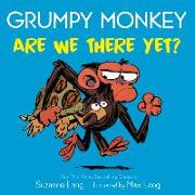 Cover-Bild zu Lang, Suzanne: Grumpy Monkey Are We There Yet?