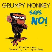 Cover-Bild zu Lang, Suzanne: Grumpy Monkey Says No!