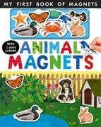 Cover-Bild zu Edwards, Nicola: Animal Magnets