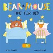 Cover-Bild zu Edwards, Nicola: Bear and Mouse Time for Bed