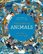 Cover-Bild zu Edwards, Nicola: Hello World: Animals
