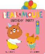 Cover-Bild zu Neradova, Maria: Bear and Mouse Birthday Party