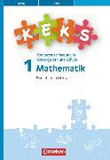 Cover-Bild zu KEKS, Kompetenzerfassung in Kindergarten und Schule, Mathematik, 1. Schuljahr, KEKS 1, Durchführungshinweise von Hildenbrand, Claudia