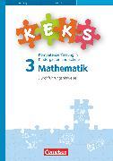 Cover-Bild zu KEKS, Kompetenzerfassung in Kindergarten und Schule, Mathematik, 3. Schuljahr, KEKS 3, Durchführungshinweise von Hildenbrand, Claudia