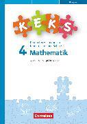 Cover-Bild zu KEKS, Kompetenzerfassung in Kindergarten und Schule, Mathematik, 4. Schuljahr, KEKS 4 Übergang, Durchführungshinweise von Hildenbrand, Claudia