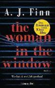 Cover-Bild zu Finn, A. J.: The Woman in the Window - Was hat sie wirklich gesehen?