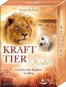 Cover-Bild zu Das Krafttier-Orakel von Ruland, Jeanne