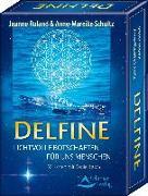 Cover-Bild zu Delfine - Lichtvolle Botschaften für uns Menschen von Ruland, Jeanne