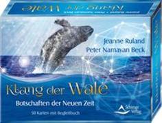 Cover-Bild zu SET Klang der Wale von Ruland, Jeanne