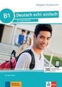 Cover-Bild zu Deutsch echt einfach B1. Übungsbuch mit Audios online von Motta, Giorgio