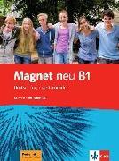 Cover-Bild zu Magnet neu B1 - Kursbuch + Audio-CD von Motta, Giorgio