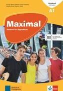 Cover-Bild zu Maximal A1. Kursbuch mit CD-ROM von Brass, Claudia