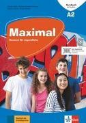 Cover-Bild zu Maximal A2. Kursbuch mit Audios von Brass, Claudia