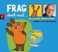 Cover-Bild zu Flessner, Bernd: Frag doch mal ? die Maus! Das große Mauswissen