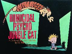Cover-Bild zu Homicidal Psycho Jungle Cat von Watterson, Bill