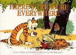 Cover-Bild zu There's Treasure Everywhere von Watterson, Bill