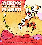 Cover-Bild zu Weirdos from Another Planet! von Watterson, Bill