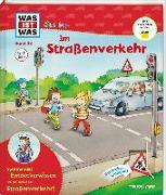 Cover-Bild zu Braun, Christina: WAS IST WAS Junior Band 28. Im Straßenverkehr