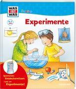 Cover-Bild zu Braun, Christina: WAS IST WAS Junior Experimente