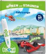 Cover-Bild zu Braun, Christina: BOOKii® Hören und Staunen Fahrzeuge