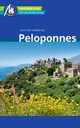 Cover-Bild zu Siebenhaar, Hans-Peter: Peloponnes Reiseführer Michael Müller Verlag