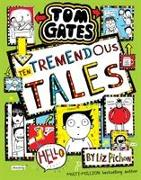 Cover-Bild zu PICHON, LIZ: Tom Gates 18: Ten Tremendous Tales (HB)
