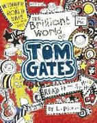 Cover-Bild zu Pichon, Liz: The Brilliant World of Tom Gates
