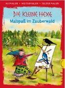 Cover-Bild zu Preussler, Otfried: Die kleine Hexe. Malspaß im Zauberwald (Ausmalen, weitermalen, selber malen)