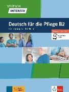 Cover-Bild zu Deutsch intensiv Deutsch für die Pflege B2. Buch + Online von Bitzer, Eva-Maria (Hrsg.)