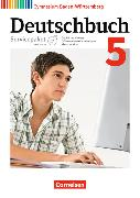 Cover-Bild zu Deutschbuch Gymnasium 5. 9. Schuljahr. Neubearbeitung. Handreichungen für den Unterricht mit CD-ROM. BW von Cattaneo, Ina