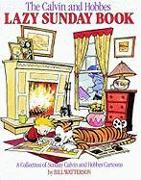Cover-Bild zu The Calvin and Hobbes Lazy Sunday Book von Watterson, Bill