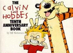 Cover-Bild zu Calvin & Hobbes:Tenth Anniversary Book von Watterson, Bill