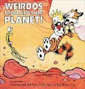 Cover-Bild zu Weirdos from Another Planet: A Calvin and Hobbes Collection von Watterson, Bill