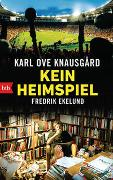Cover-Bild zu Knausgård, Karl Ove: Kein Heimspiel