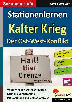 Cover-Bild zu Stationenlernen Kalter Krieg
