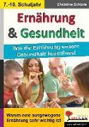 Cover-Bild zu Ernährung & Gesundheit von Schlote, Christine