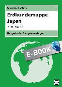 Cover-Bild zu Erdkundemappe Japan (eBook) von Schlote, Christine