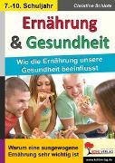 Cover-Bild zu Ernährung & Gesundheit (eBook) von Schlote, Christine