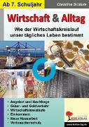 Cover-Bild zu Wirtschaft & Alltag (eBook) von Schlote, Christine